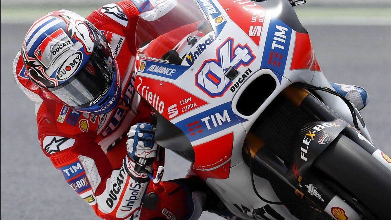Andrea Dovizioso no quiere que la victoria en Cataluña descentre a Ducati