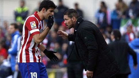 El baile de Diego Costa acelera la renovación de Simeone por el Atlético