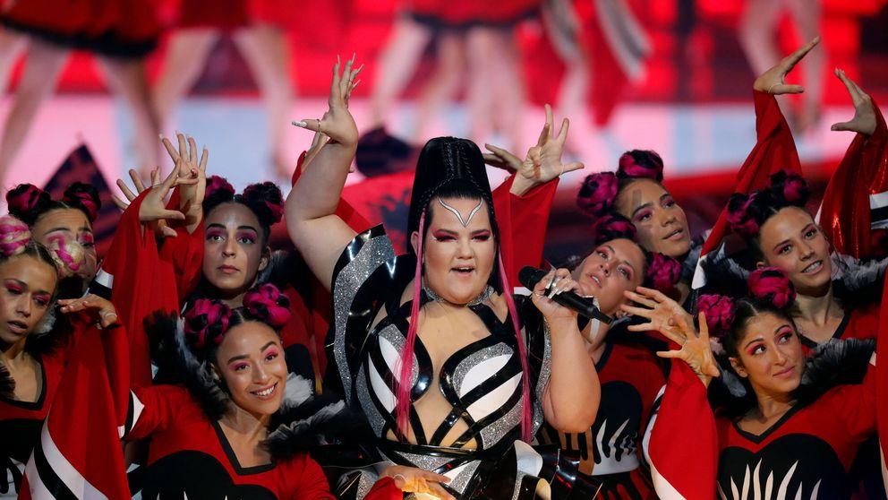 Nueva campaña del independentismo: boicot al Festival de Eurovisión (y a Israel)