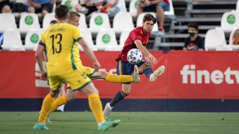 Juan Miranda, lateral de la Selección en Tokio 2020: No luchar por el oro sería incoherente
