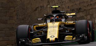 Post de Cuando Sainz 'provoca' sin quererlo el accidente de un Hulkenberg picado
