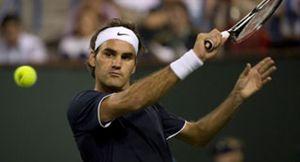 Federer se mete en semifinales de Indian Wells pese al arrojo de Verdasco