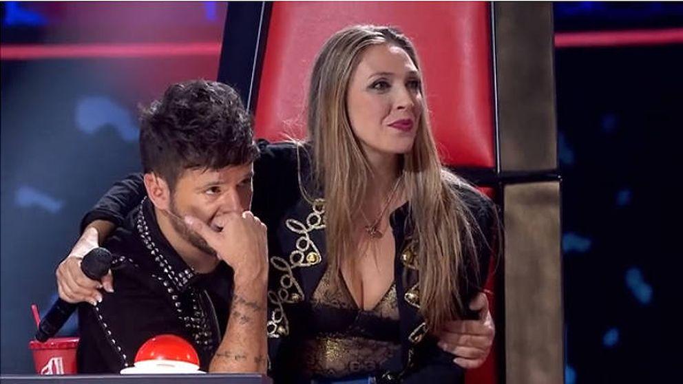 Pablo López protagoniza el momento más agridulce de 'La Voz' en Antena 3