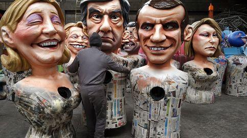 Presidenciales francesas, primer asalto