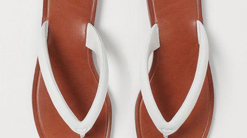 Las nuevas chanclas de H&M son perfectas para ti si no te conformas con lo cotidiano