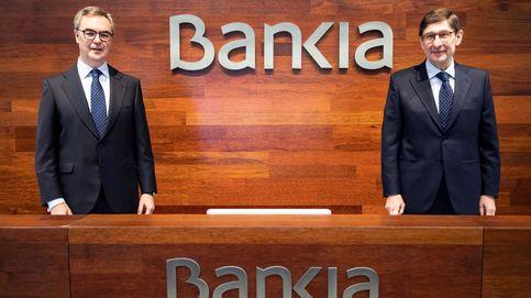 Goirigolzarri confirma que la marca Bankia se extinguirá tras el verano con CaixaBank
