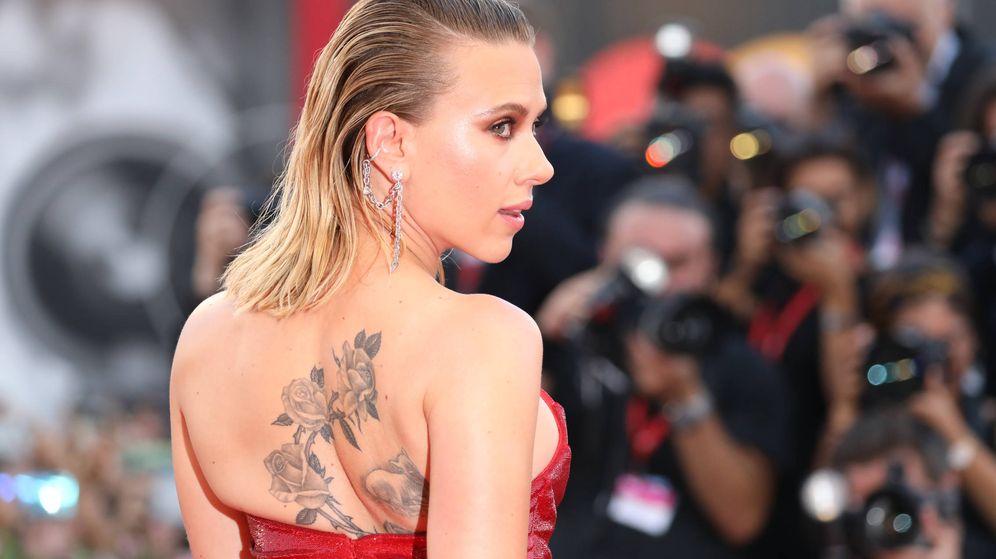 Foto: Scarlett Johansson. (Getty)