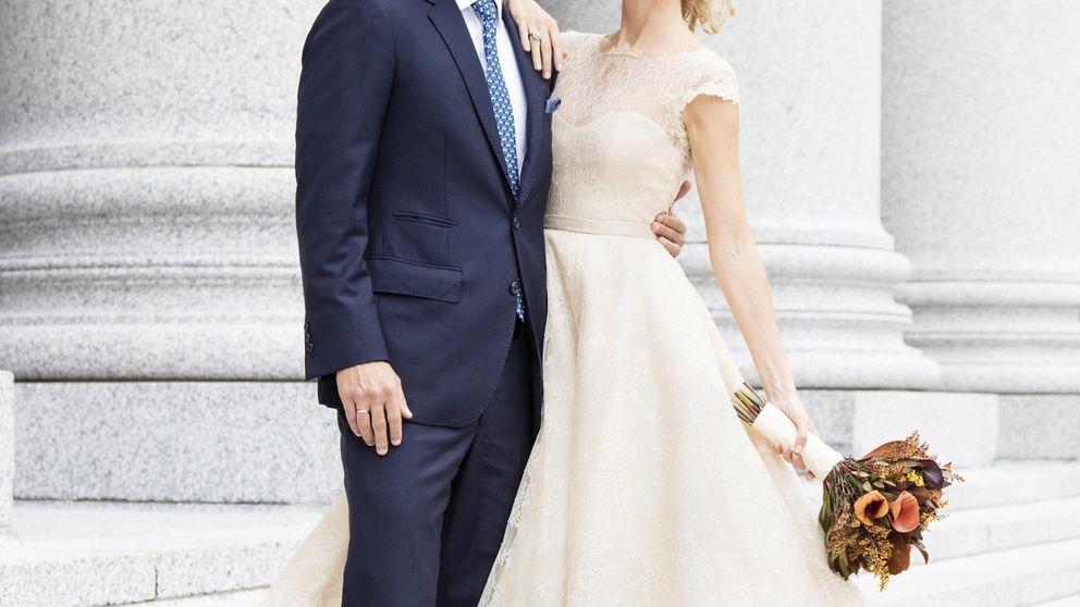 Vega Royo-Villanova se casa con Marcelo Berenstein en Nueva York