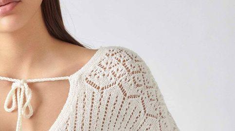 El jersey de croché de Pull and Bear que revolucionará tus noches esta temporada