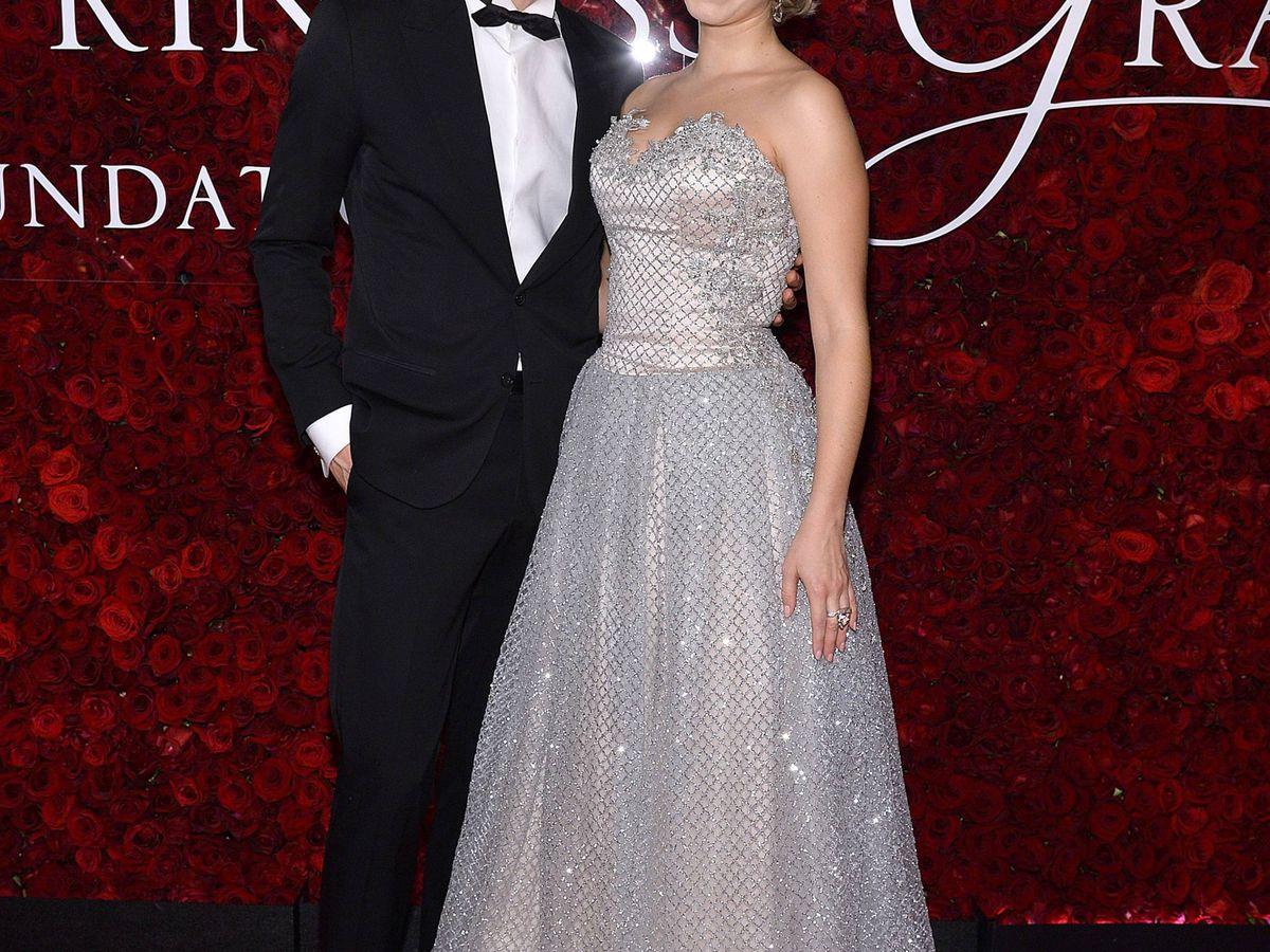 Foto: Jazmin Grace junto a su novio, Ian Mellencamp. (Cordon Press)