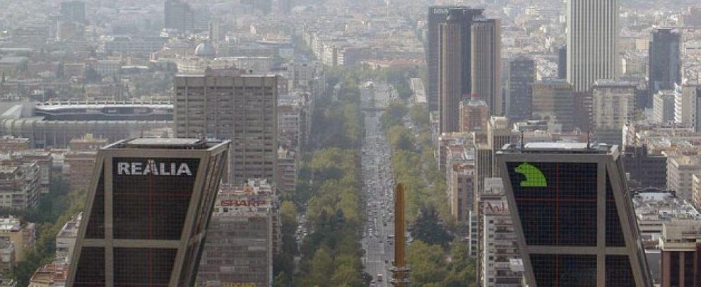 Foto: El endurecimiento de la fiscalidad a los directivos extranjeros amenaza la futura 'City' madrileña