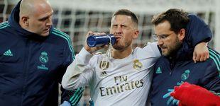 Post de El proceso especial de Eden Hazard y la paciencia que el Real Madrid reparte