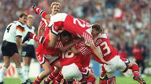 Euro '92: Vilfort, el héroe de la 'selección reserva' que emocionó a toda Europa
