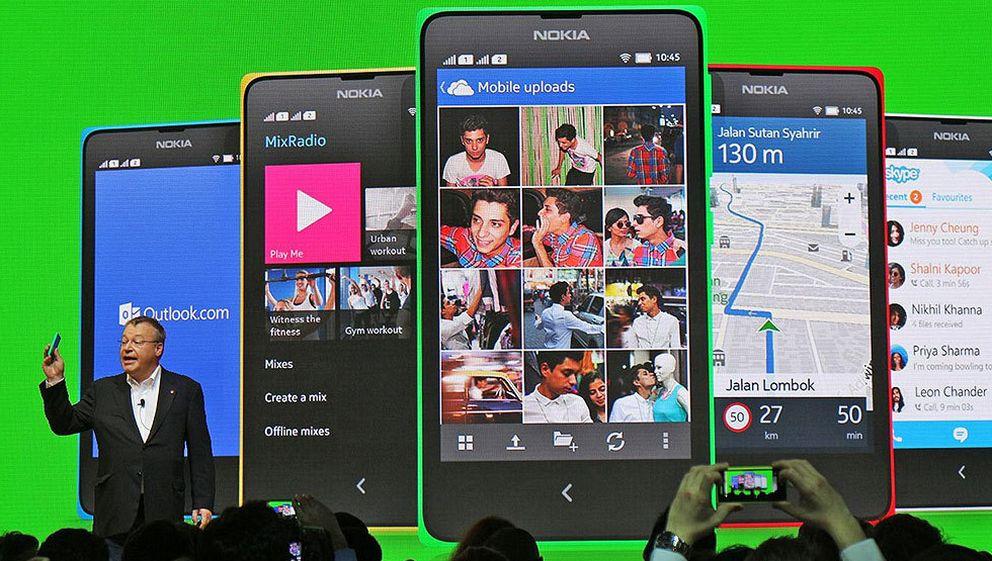 Foto: Android, una lanzadera para Windows Phone