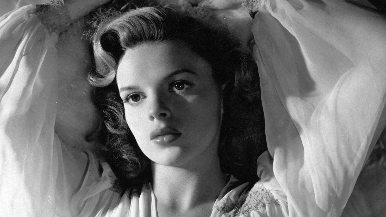 Judy Garland, en una imagen de los años 40. (Cordon Press)