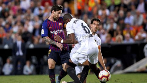 Valencia - FC Barcelona (1-1): el empate azulgrana deja líder al Sevilla
