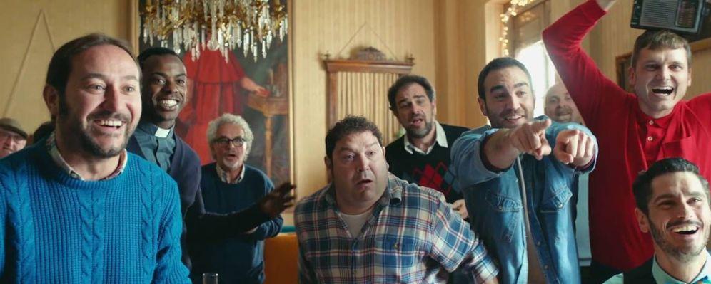 Foto: Una de las escenas de la película.