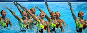 España gana su primer oro de la historia en natación sincronizada