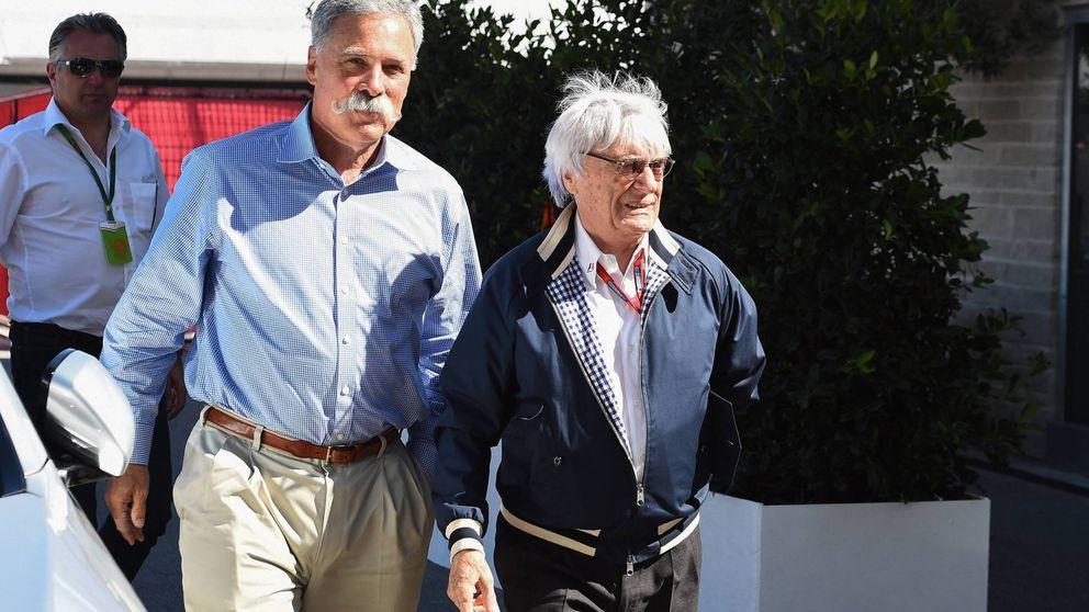 ¿Qué cambiar en la F1 tras Ecclestone? Son las emociones, estúpido