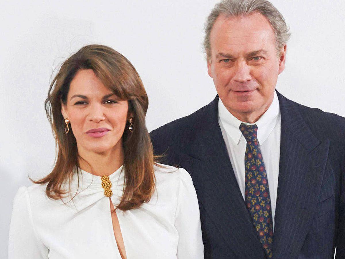 Foto: Fabiola Martínez y Bertín Osborne. (Getty)