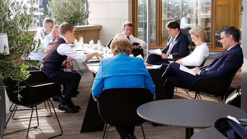 Foto: Sánchez sigue buscando puntos de unión para lograr un buen acuerdo. (EFE)