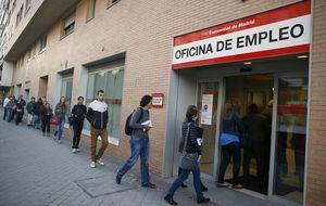 España no recuperará el nivel de empleo previo a la crisis hasta dentro de dos décadas
