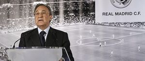 """Foto: Florentino Pérez: """"Conmigo, el Real Madrid nunca se convertirá en una sociedad anónima"""""""