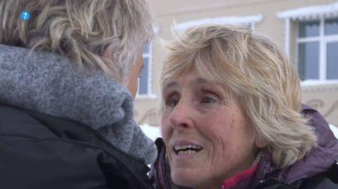 La aventura más loca de Jesús Calleja con Mercedes Milá en el Ártico