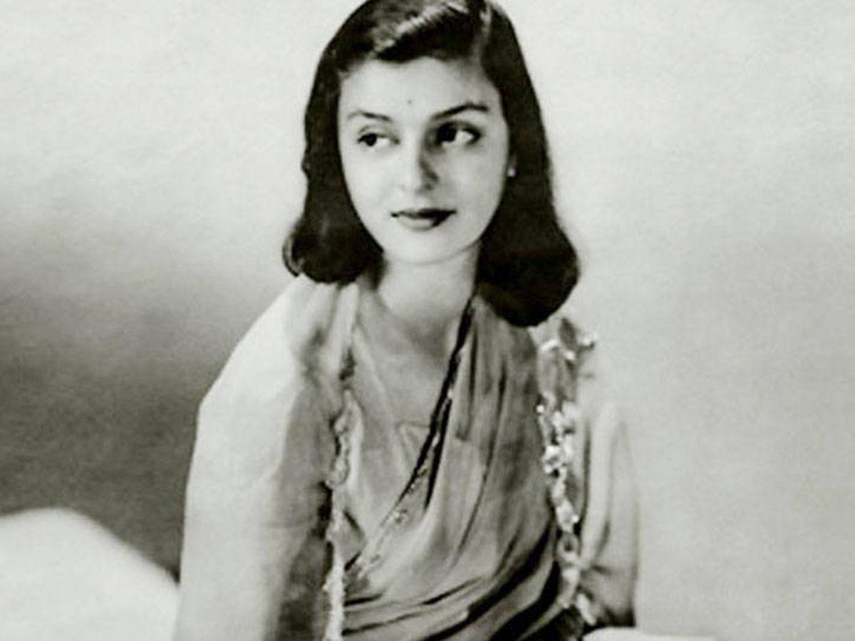 Foto: Gayatri Devi, en una imagen de archivo. (Alamy)