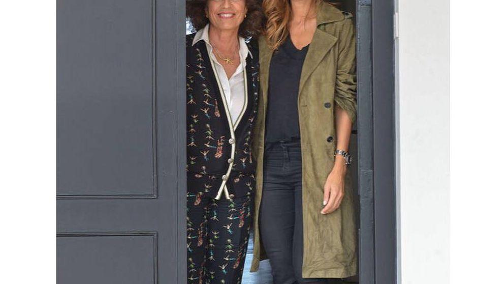 Juliana Awada recibe a Ana Botella en Argentina con honores de primera dama