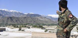 Post de Afganistán sube a un centenar los muertos del EI tras el bombardeo