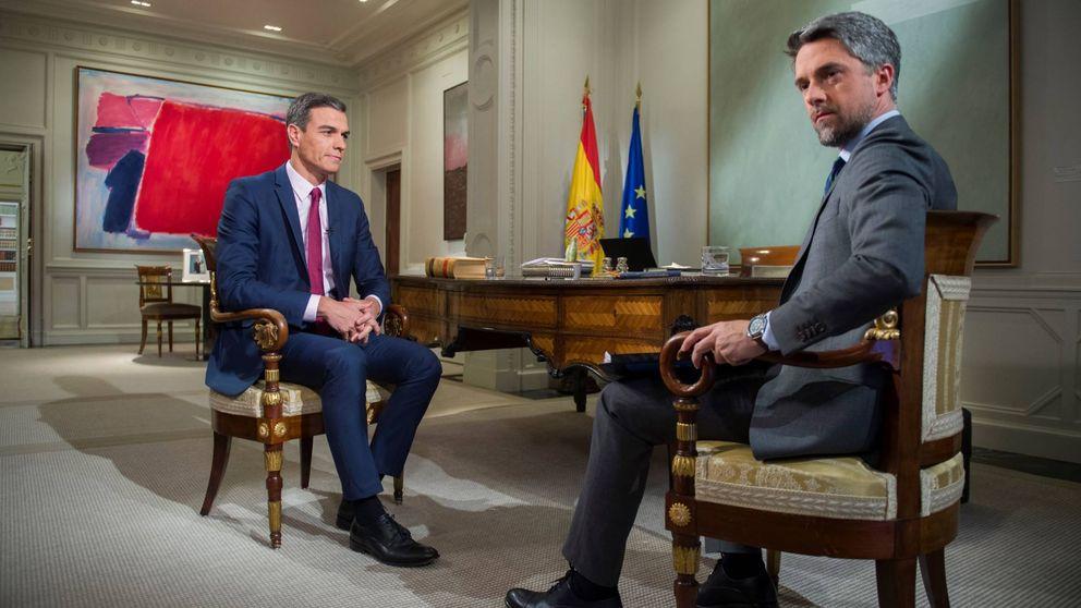 Sánchez no veta a nadie tras el 28-A: ni separatistas, ni Podemos, ni Cs, ni PP