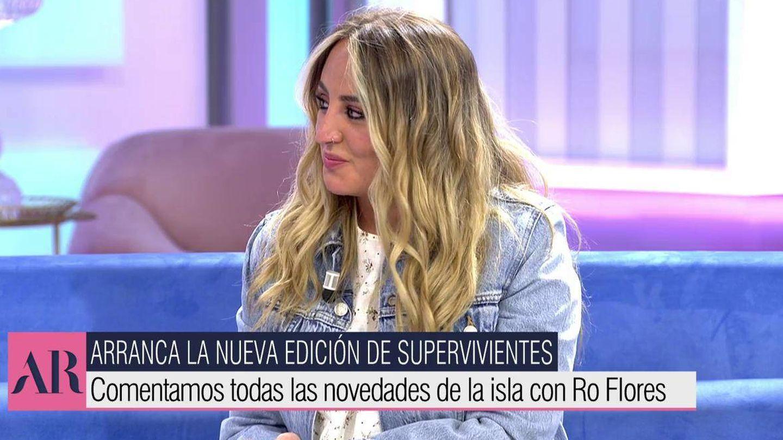 Rocío Flores. (Mediaset España)
