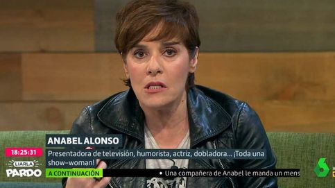 Anabel Alonso responde a un concejal de Vox que le llamó asquerosa por un tuit sobre Juan Carlos