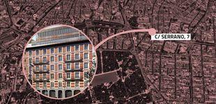 Post de Calle Serrano: 600 metros y 9 millones, así es el ático más caro vendido tras la crisis