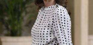 Post de La reina Letizia, dos semanas sin estrenar por una razón de peso