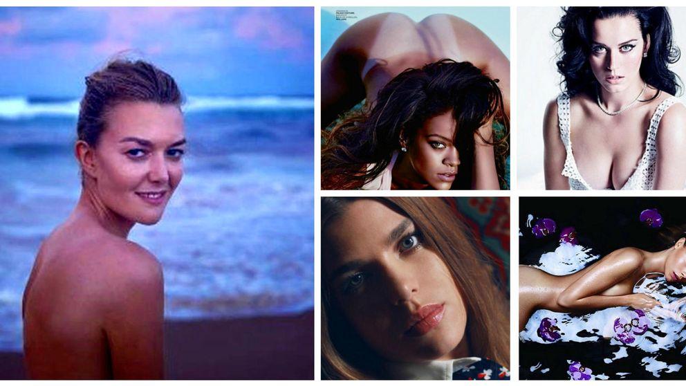 De Marta Ortega a Carlota Casiraghi pasando por Rihanna y Scarlett: todas posan para Mario Sorrenti