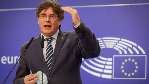 La Justicia europea retira la inmunidad a Puigdemont, Comín y Ponsatí