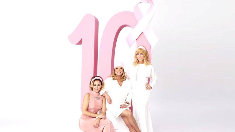 ¡Cosmética rosa por una buena causa! La belleza lucha contra el cáncer de mama
