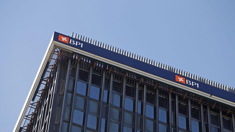 Foto: Imagen de una de las sedes de BPI en Lisboa, capital de Portugal (EFE)
