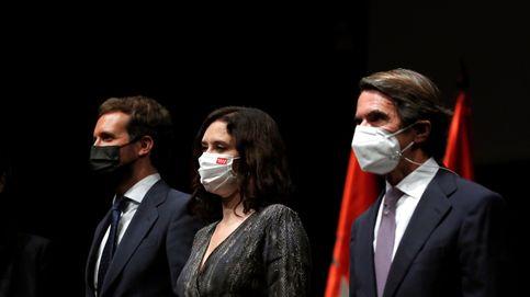 Aznar afea a Sánchez que use la Constitución para justificar los indultos: Es una ignominia
