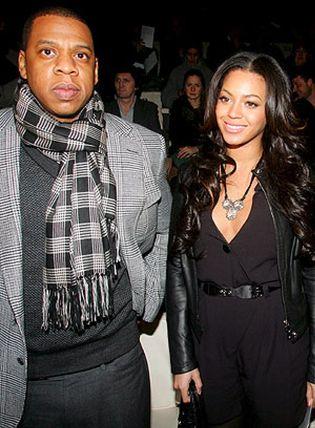Foto: Beyoncé y Jay-Z ya son oficialmente marido y mujer