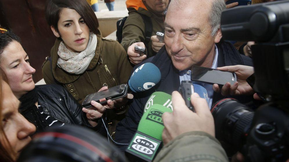 Foto: El portavoz del PP en el Ayuntamiento de Valencia hasta la semana pasada, Alfonso Novo. (Efe)