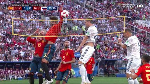'Air Piqué', y los mejores memes de la eliminación de España en el Mundial
