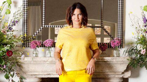 Samantha Vallejo-Nágera abre las puertas de su luminoso piso en Madrid
