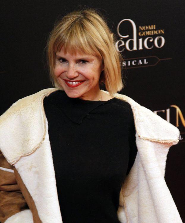 Foto: Eugenia durante el estreno de 'El médico'. (Cordon Press)