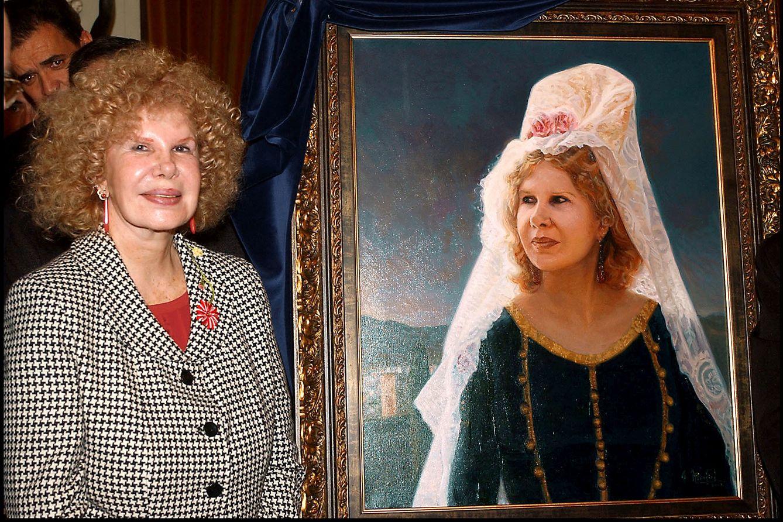 Foto: Dos años sin la duquesa de Alba: su vida en imágenes