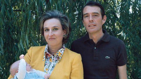 Luis Gómez-Acebo, el motor de una familia que se quedó huérfana muy pronto