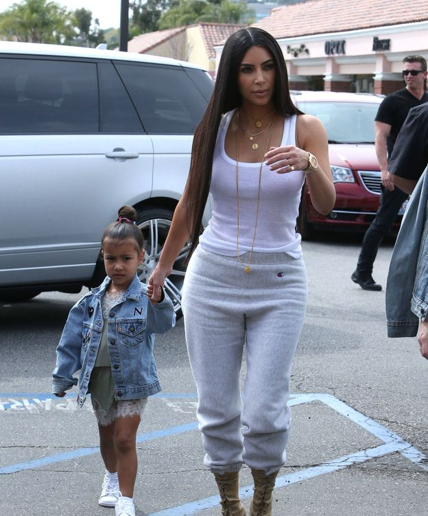 a406ff18e Kim Kardashian sobre la gestación subrogada  No sé si amaría igual ...