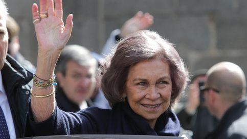 Doña Sofía, la única reina en la lista de invitados de la boda de Leka de Albania